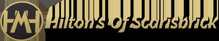 Hilton's of Scarisbrick logo